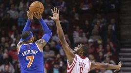 What to Watch For: New York Knicks vs. Houston Rockets
