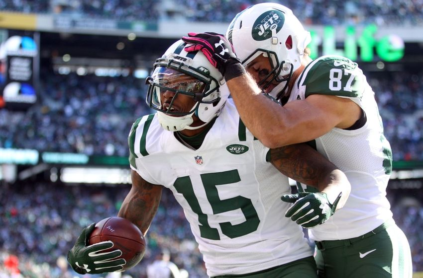 New York Jets: Eric Decker and Brandon Marshall Tie NFL Record