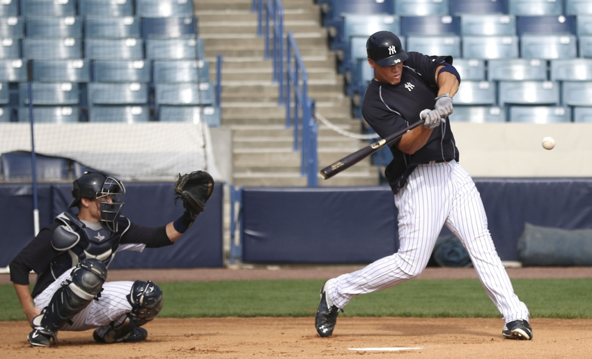 Aaron-judge-trent-garrison-mlb-new-york-yankees-workout