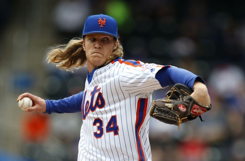 Mets News: Noah Syndergaard Named Player Of The Week