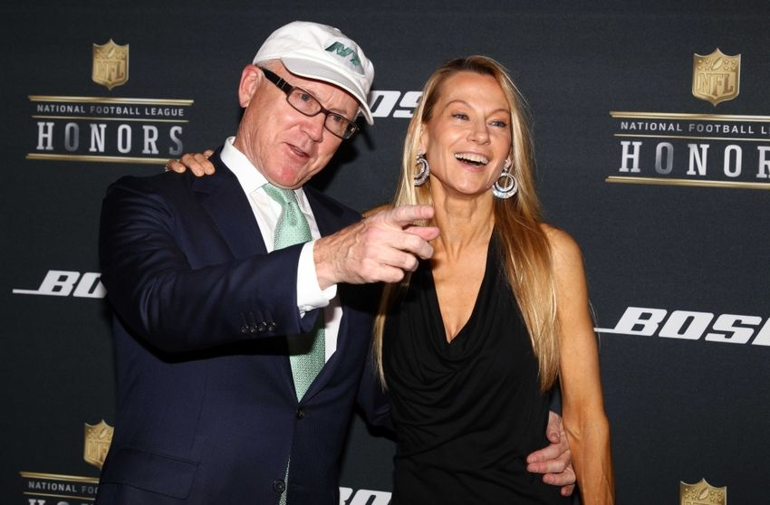 Jets Rumors Woody Johnson To Support Donald Trump