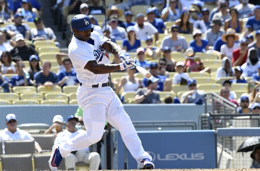 Image result for july 31 2016 vs arizona Yasiel Puig RBI