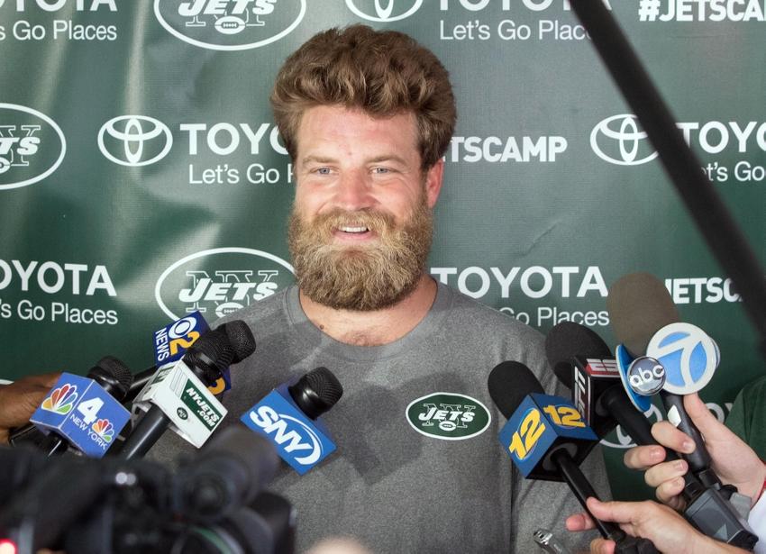 Jets' Fitzpatrick will consider Larry David's shave plea