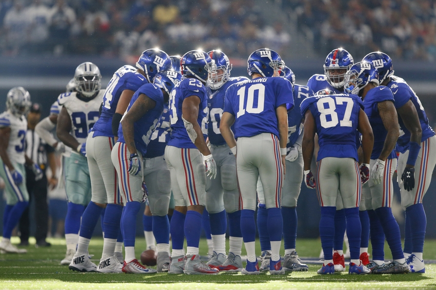 New York Giants: Five Players to Watch vs New Orleans Saints