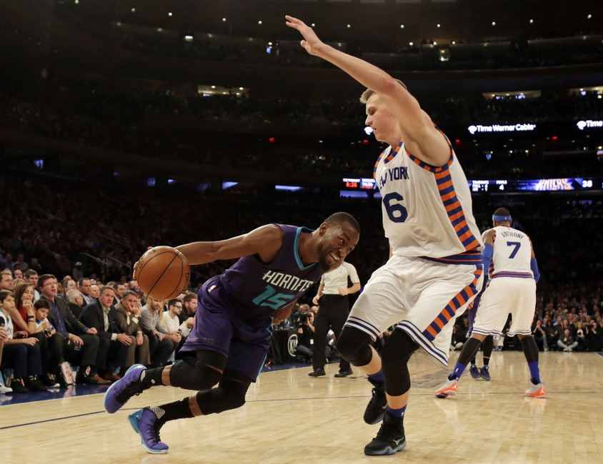 Anthony's jumper, 35 points give Knicks OT win over Hornets