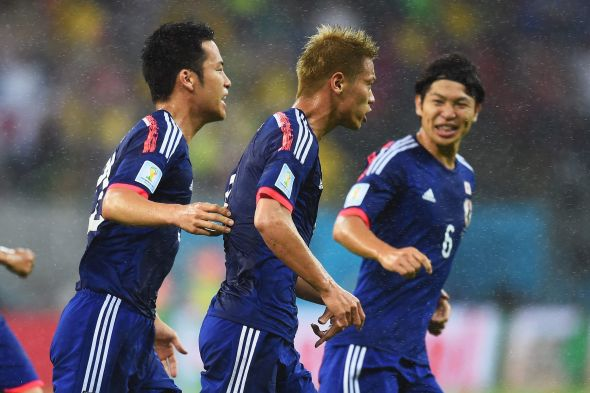 Japan will be looking for their first win in the tournament, with hopes of living up to their high expectations.