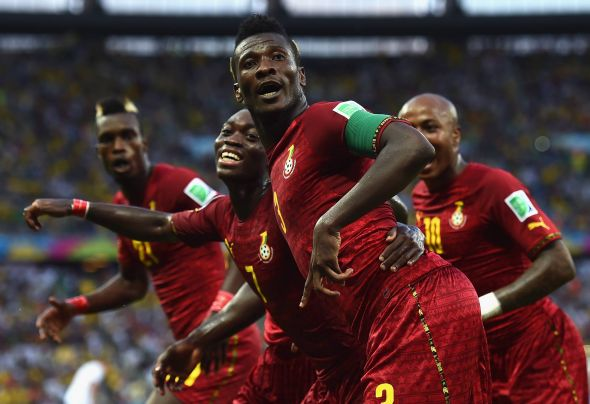 Ghana have reason to celebrate for their impressive display, but their loss to the United States in a match they should have won could well come back to bite them.