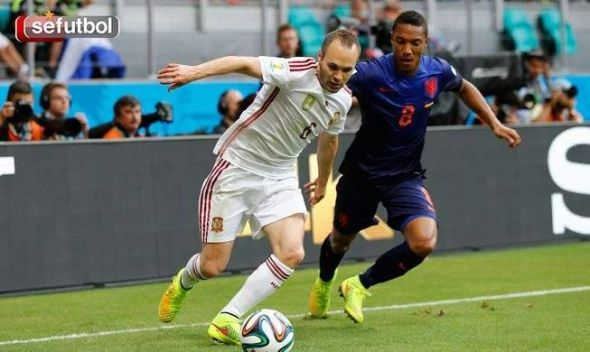 Despite being only 30, this should be Andres Iniesta's last tournament for Spain