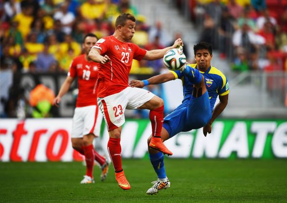 Will Xherdan Shaqiri be able to pull the strings against an aggressive and physical Honduran side?