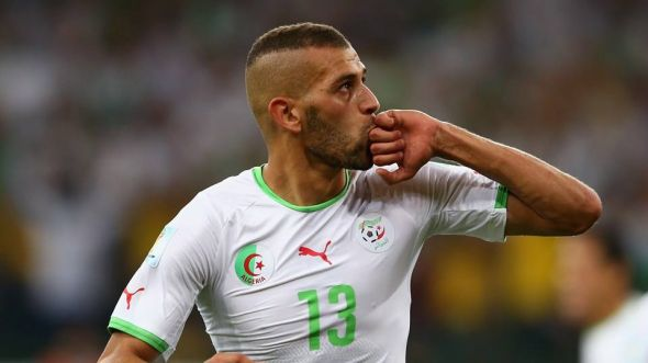 Islam Slimani and the rest of his Algerian teammates have a point to prove, revenge to be exacted and a statement to be made