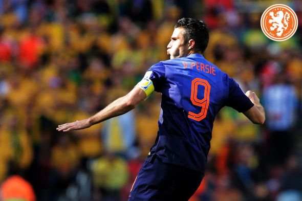 The Netherlands will have to get it done without their captain and talisman, Robin van Persie