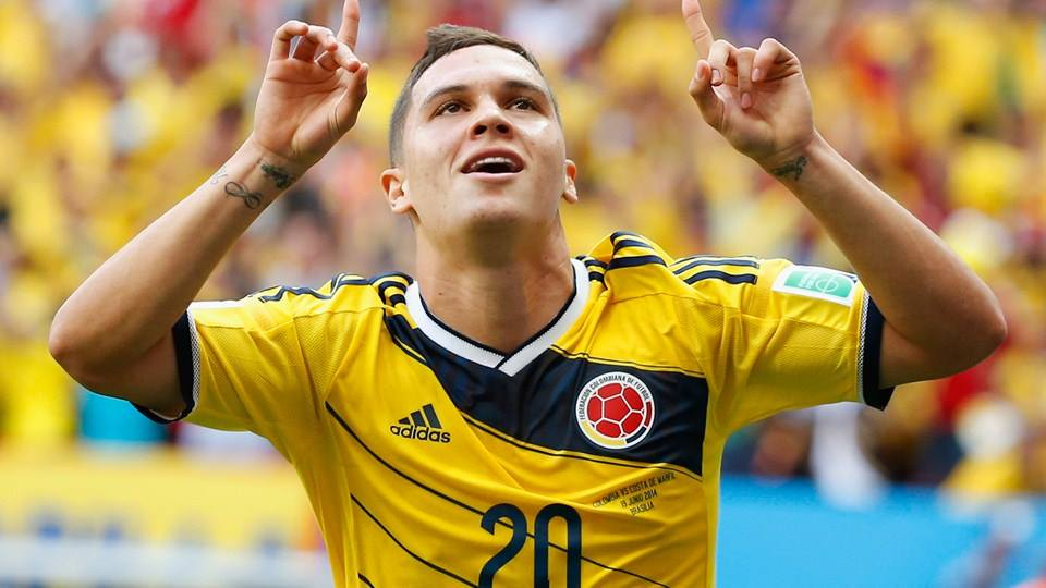 Juan Fernando Quintero: REVIEW: Columbia Beats Ivory Coast 2-1