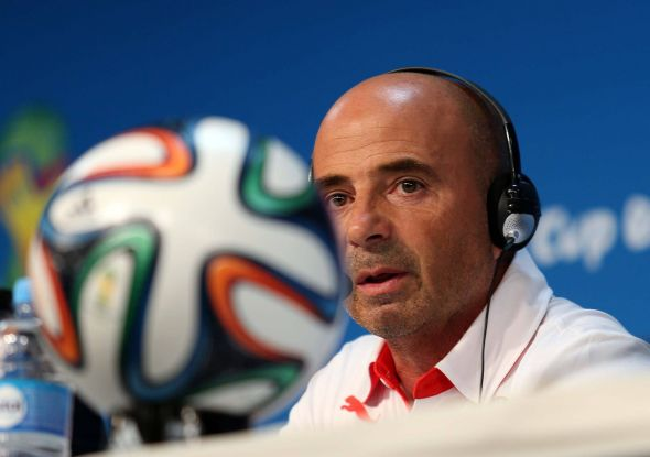 Jorge Sampaoli has done a wonderful job at the helm of Chile. He is crafty enough to engineer a Chilean upset.