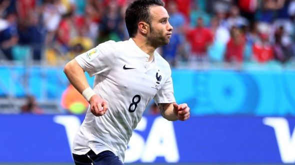 The little magician, Mathieu Valbuena, has been France's best player this summer. He's proved himself to be one of the most underrated attacking players in world football.