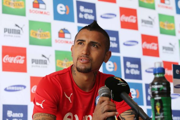 Arturo Vidal was sub-par against Australia, but a much improved performance from him against Spain would do wonders for their chances.
