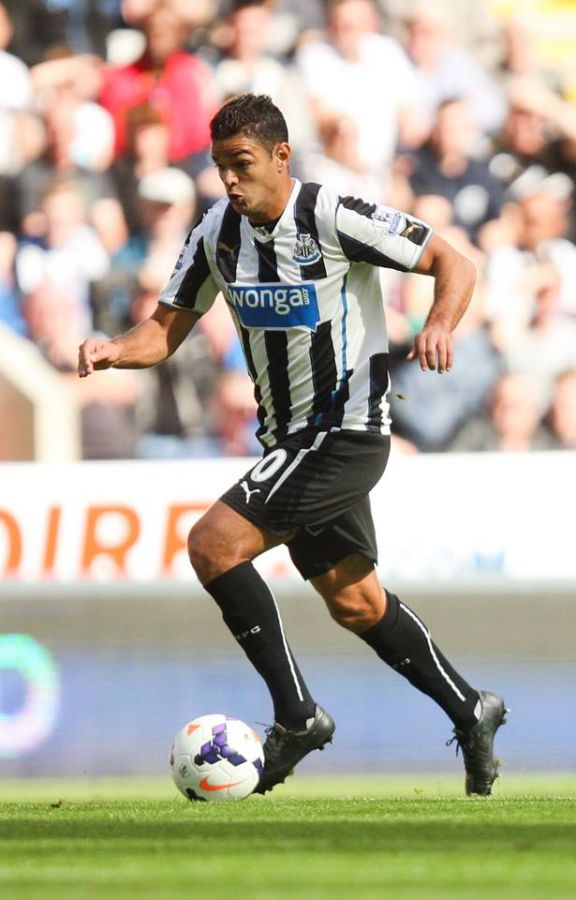 Say what you will about his own outspoken nature, but Hatem Ben Arfa is nothing but pure talent in a footballing sense.