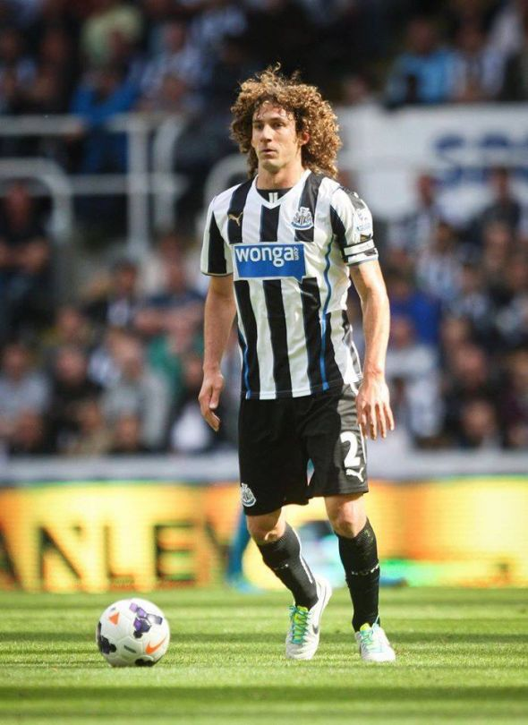 Captain Fabricio Coloccini had a woeful time at the back last season, but all the blame cannot fall on his shoulders