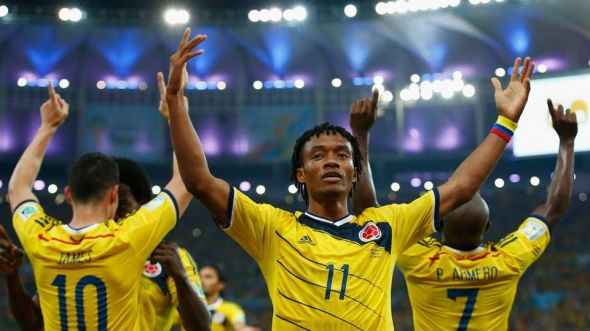 Colombia have arguably been the best side of the tournament - but is their level of play sustainable?