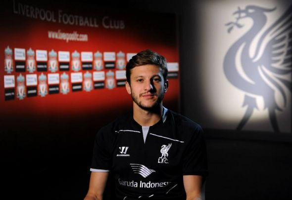 Liverpool will be privileged to call Adam Lallana their own - one of the best talents produced in England in some years, his brilliance on the ball will be a joy to watch from The Kop.