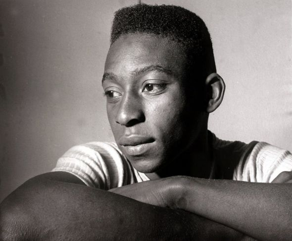 The hopes of an entire nation rest on the shoulders of the Brazilian national team, but no one supports them more than Pele, winner of three World Cups for the Selecao and arguably the best player in history