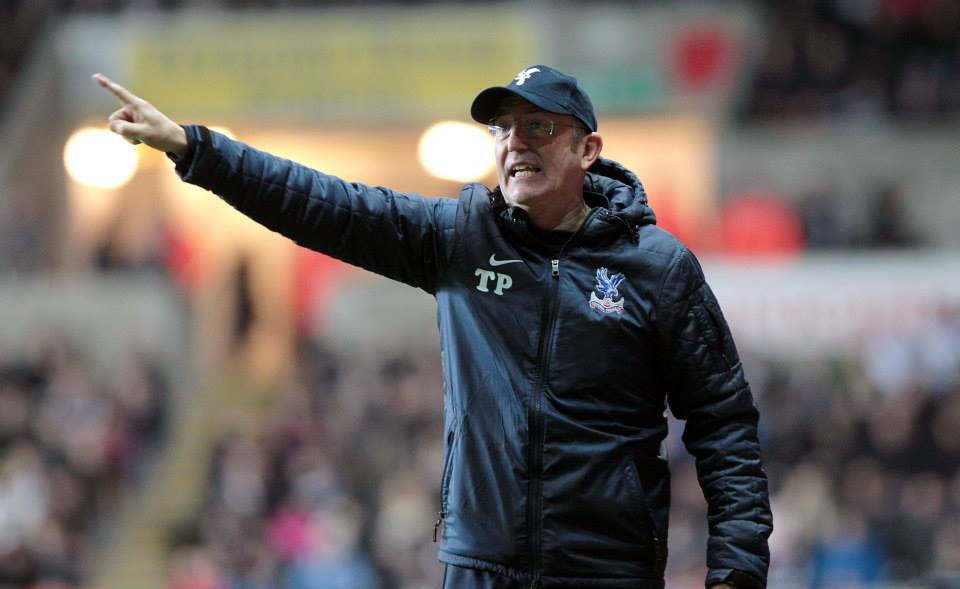 Tony Pulis - with the help of the Palace faithful - negotiated one of the biggest EPL turnarounds of recent years.