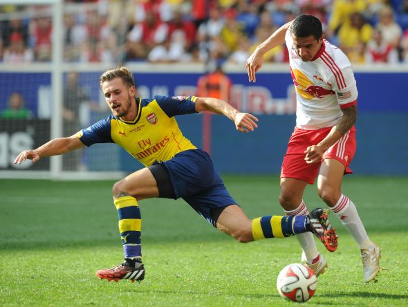 For all his admirable qualities as a footballer, Tim Cahill recently demonstrated that Aaron Ramsey lacks what it takes to control the midfield in a physical battle; in truth, Arsenal have no one at the club that can handle that assignment.