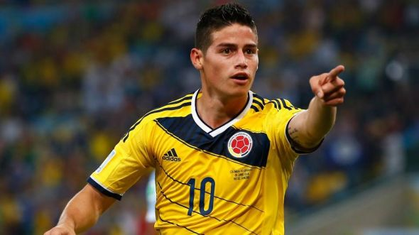Onward! - With James Rodriguez leading the charge, Colombia have what it takes to progress to the semi-finals, and perhaps beyond.