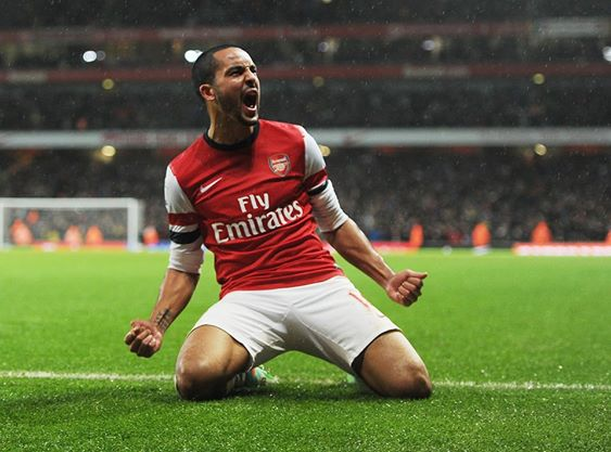 When fully fit, Theo Walcott is just another brilliant attacking player on the books at the club