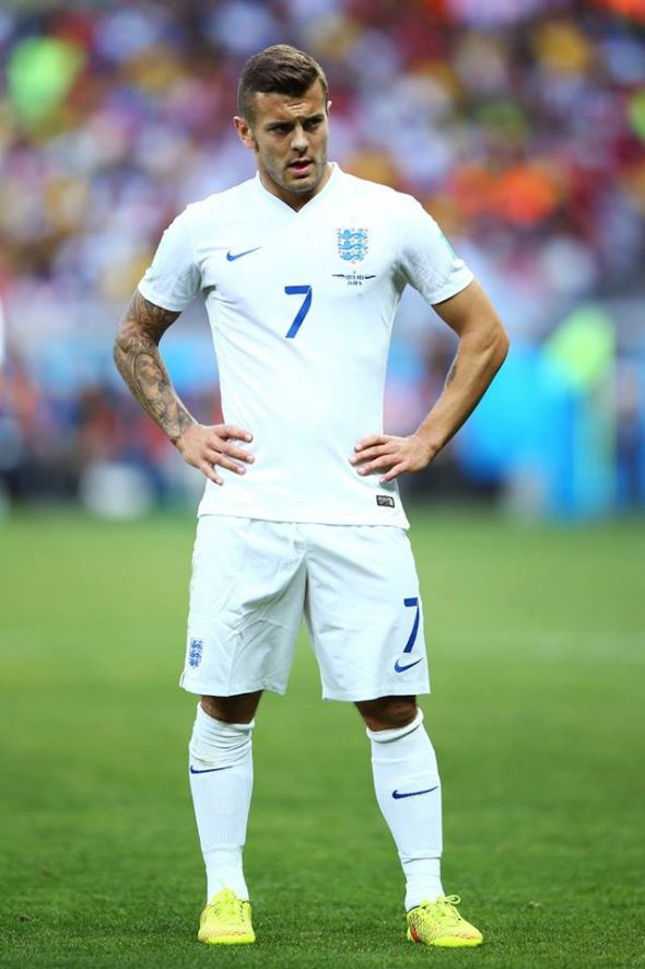 Gerrard's retirement means the door is now open for Jack Wilshere and others to fill the void that was already there.