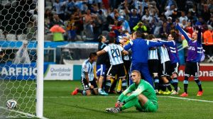 Argentina celebrates a trip to the World Cup finals while Jasper Cillesson is left figuring out what just transpired.