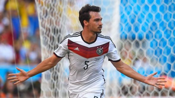 Man of the Match: Mats Hummels