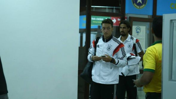 Mesut Ozil and Sami Khedira have formed a friendship off and on the pitch for club and country in recent years that can only benefit Arsenal even further