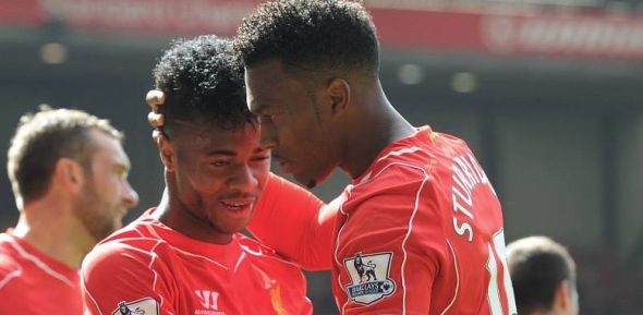 Raheem Sterling and Daniel Sturridge will lead the Rodgers revolution in European soil for the first time