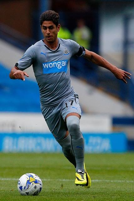 Few (if any) in England will have heard of Ayoze Perez, but the talented young attacking player could force his way into a Newcastle side no bristling with options going forward