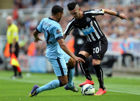 Remy Cabella put in a very good performance on his Newcastle debut; surely a sign of many things to come from the Frenchman