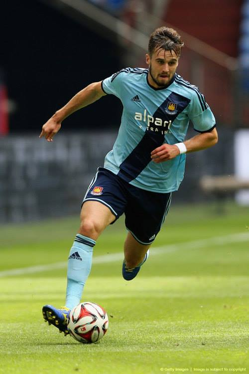 The signings of Mathieu Debuchy and Calum Chambers, coupled with the progress shown by Hector Bellerin has thrown the future of Carl Jenkinson into disarray; he'll be on loan at West Ham for the season