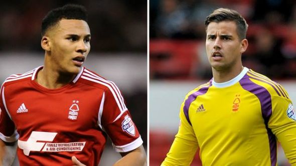 Jamaal Lascelles and Karl Darlow have been loaned back from whence they were purchased