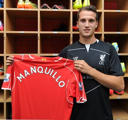 With Glen Johnson increasingly becoming a liability, can Javier Manquillo (on loan from Atletico Madrid) steal the starting birth from the England international?