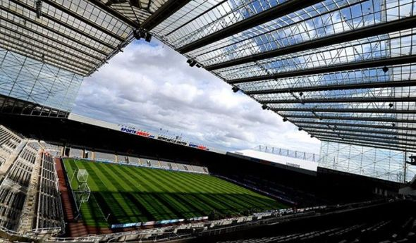 Never fear, you passionate Geordies you...St. James' Park will see plenty of pleasing football this season