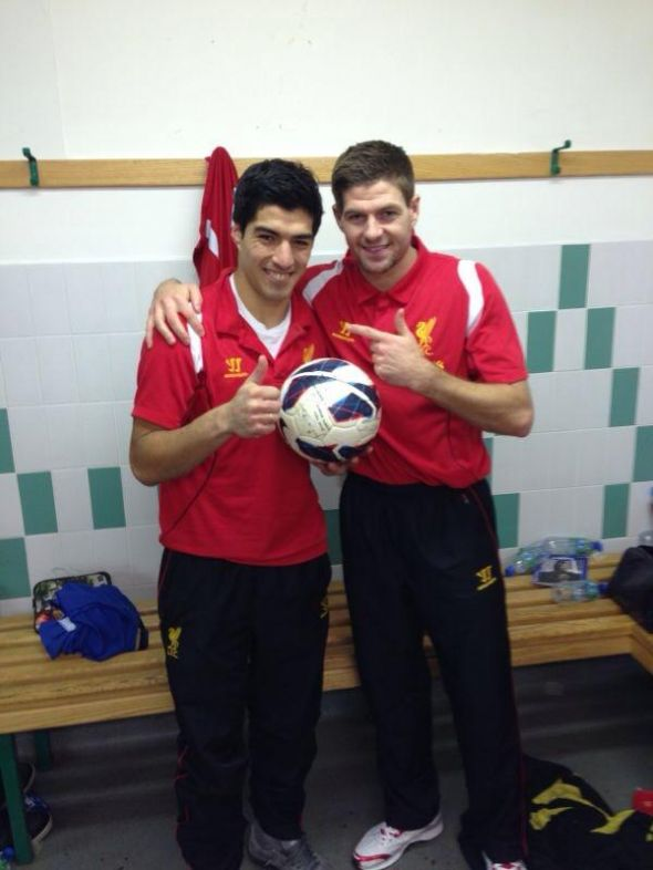 Top scorer and talisman Luis Suarez no longer wears the famous all red strip of Liverpool - how much will he be missed?