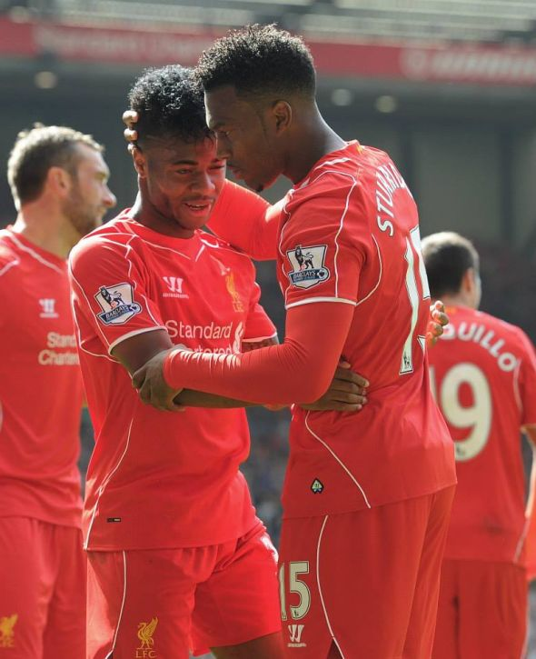 Suarez who? The new S.A.S. won the points on the opening day at Anfield