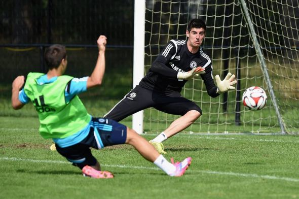 Thibaut Courtois' future has dominated Chelsea's summer. The battle between himself and Petr Cech for the goalkeeping must be resolved for Chelsea to have a successful season.
