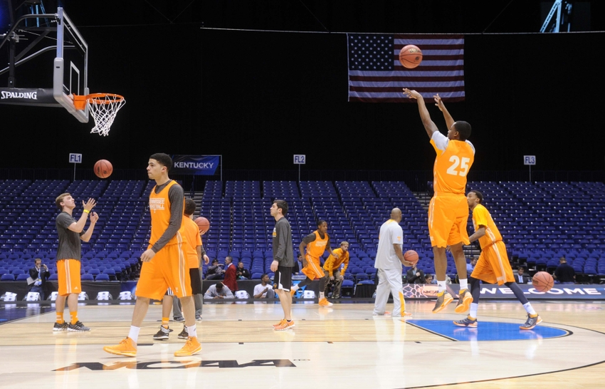 Tennessee Basketball Arena Vols Basketball Tennessee's