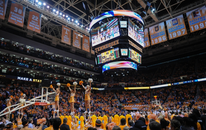 Tennessee Basketball Arena Tennessee Basketball Quentin