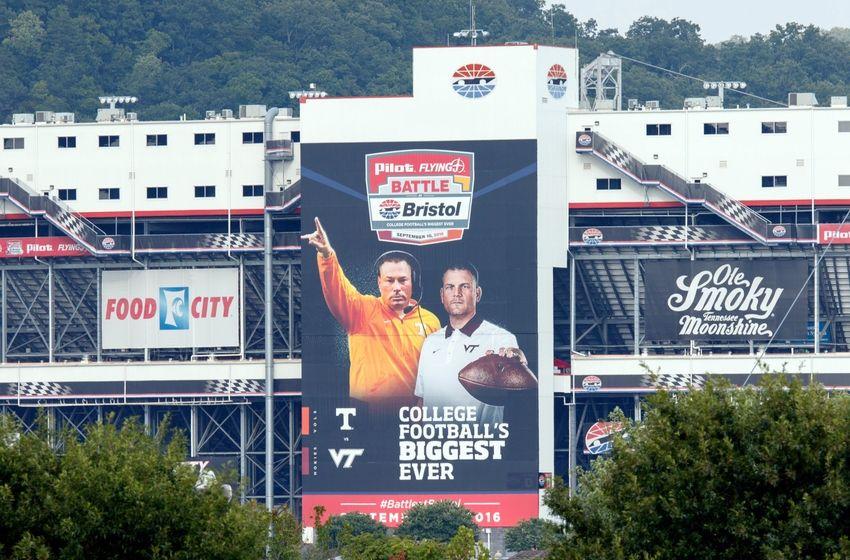 Tennessee Vs Virginia Tech Vols Battle At Bristol Preview