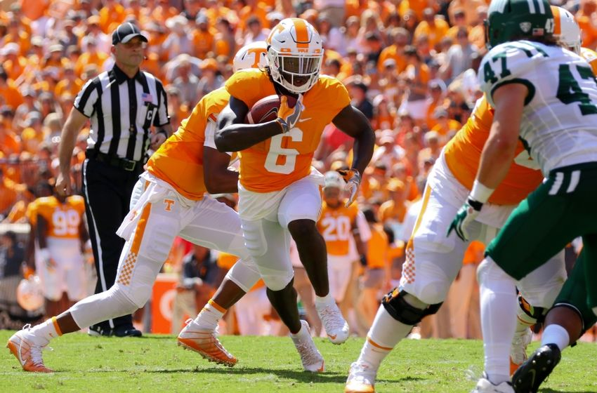 tennessee football - photo #18