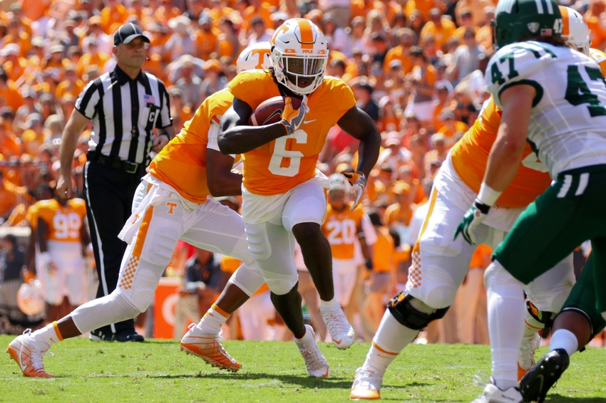 Tennessee Football Report Card: Grading the Vols vs the ...