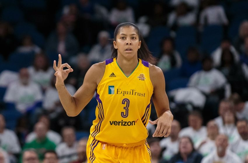 Candace Parker Pays Tribute to Pat Summitt After WNBA ...