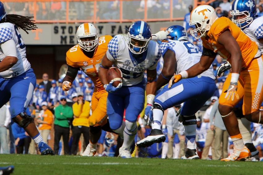 Tennessee Vols Upset Kentucky Wildcats Photo Gallery: Tennessee Vs Kentucky: Photo Gallery From Vols 49-36 Win