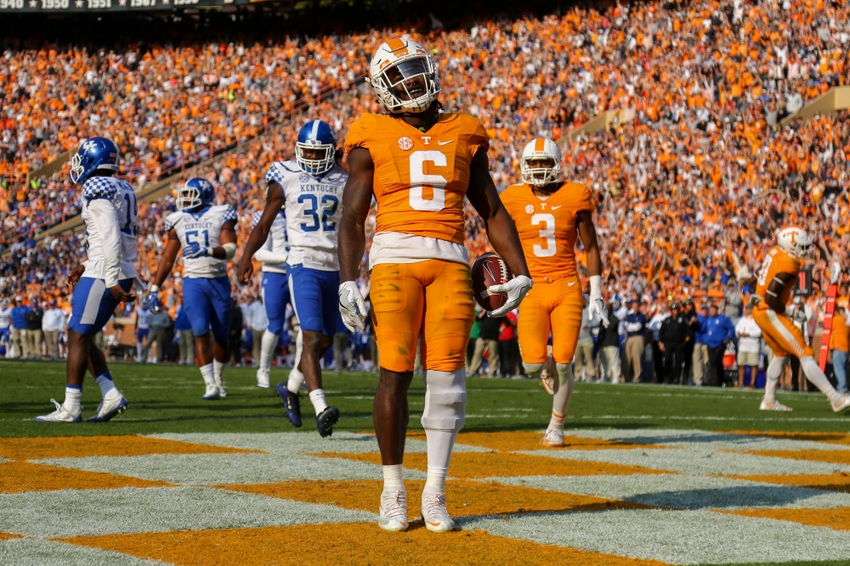 Tennessee vs Kentucky: Photo Gallery from Vols' 49-36 Win ...
